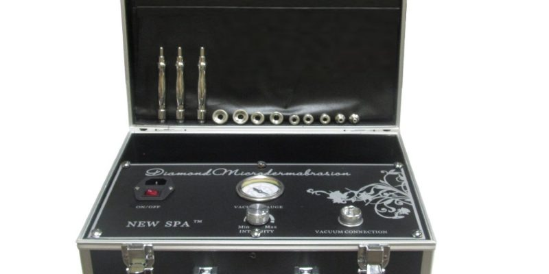 New Spa Diamond Microdermabrasion Machine