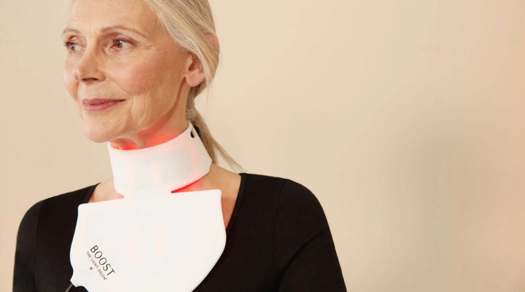 light therapy for skin